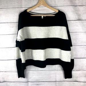 Victoria's Secret | Cashmere Blend Striped Sweater